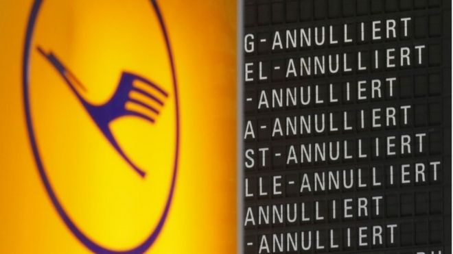 Lufthansa Strike On After Failed Court Challenge