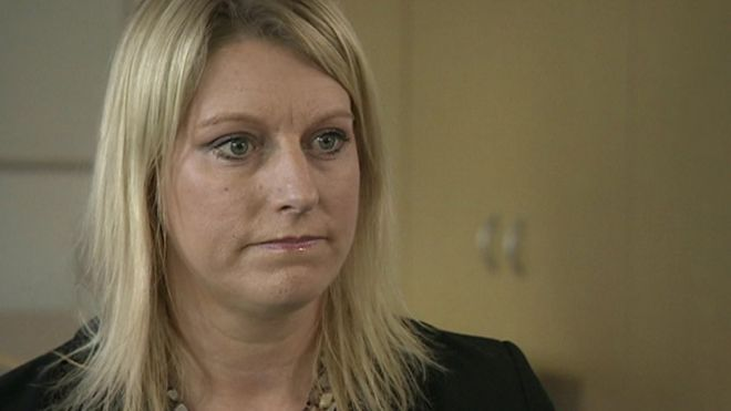 Chief executive Katrina Percy has come under pressure to resign