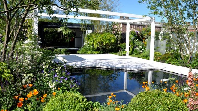 2016 Chelsea Flower Show: The Watahan East & West Garden