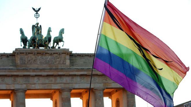 niemcy geje
