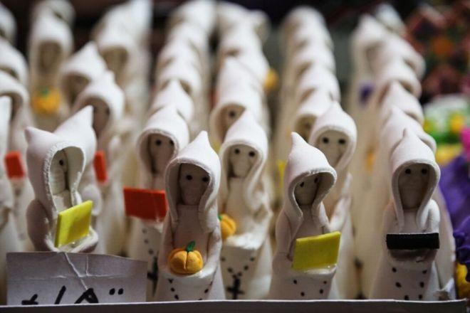 fantasmas açúcar vendido em Toluca