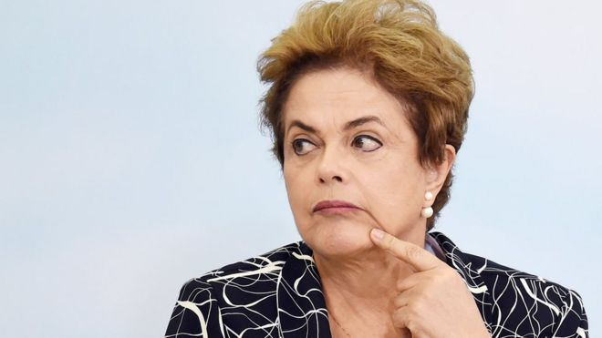 Rousseff impeachment vote 'annulled'