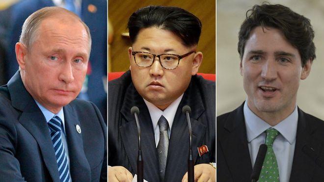 ¿Quién va y quién no? La ausencia de Putin y otros líderes mundiales en el funeral de Fidel Castro