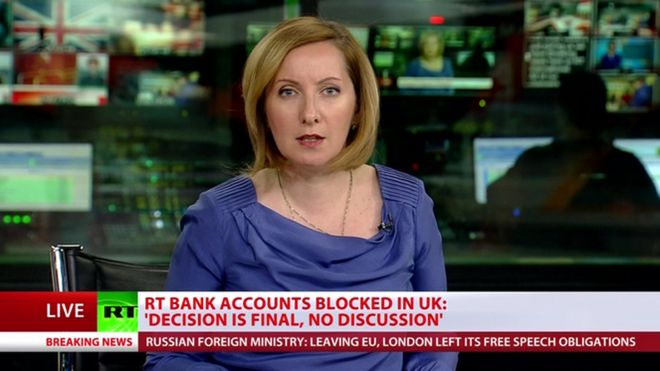 RT: NatWest to close Russian channel's UK bank accounts