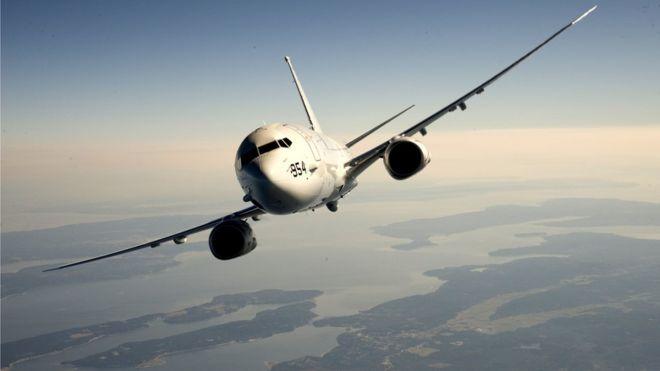 Boeing P8