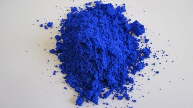 Azul YInMn