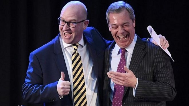 Image result for Paul Nuttall
