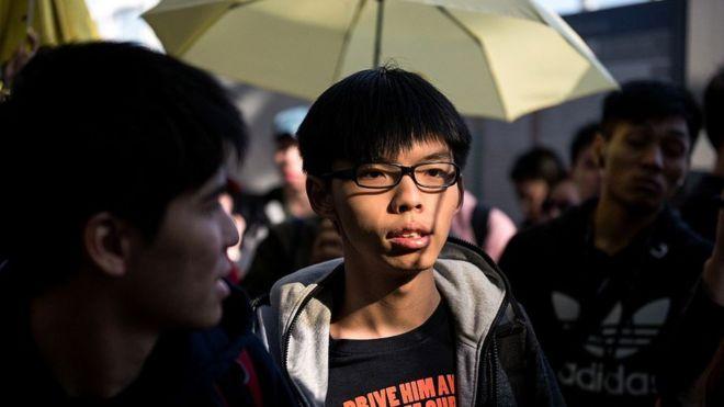 Netflix购入黄之锋记录片 香港台湾订户有望年内收看