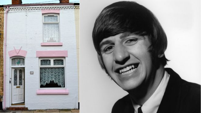 10 Admiral Grove and Ringo Starr