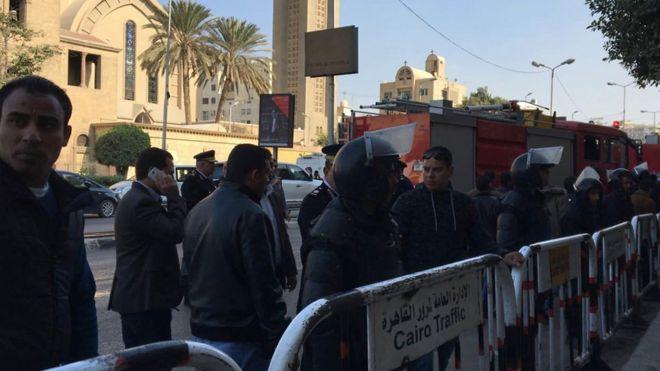 Коптский собо Св. Марка в Каире