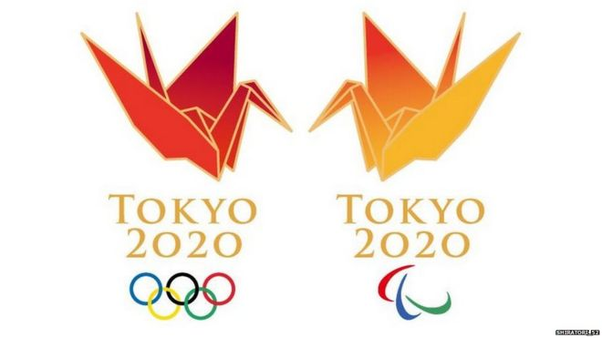 Twitter user Shiratori_52 said the Summer Games logo used a red colour symbolising passion and the Olympic flame's