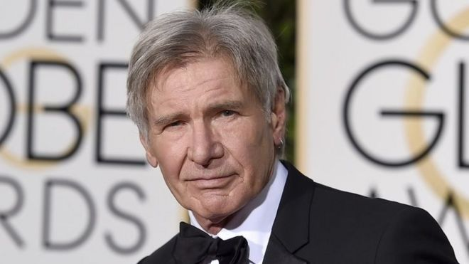 Harrison Ford. Photo: June 2016
