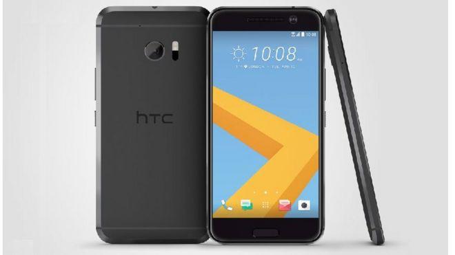 Smartphone HTC 10-Especificações e configurações