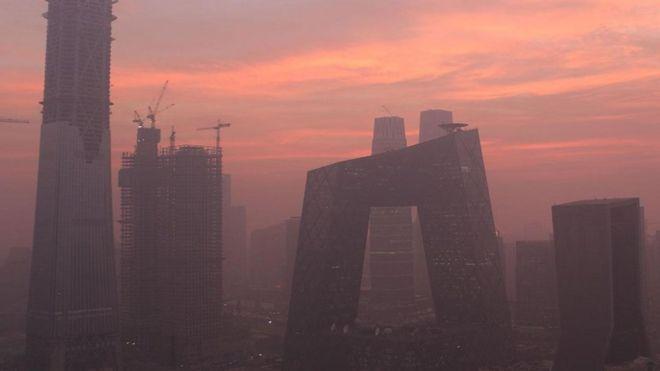 WHO nói ô nhiễm không khí là rủi ro môi trường lớn nhất của thế giới đối với sức khỏe con người.