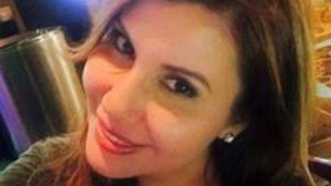 Undated photo of Lisa Marie Naegle