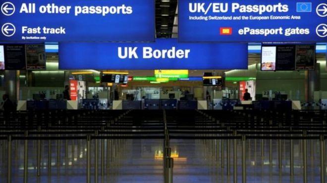 英国官员建议脱欧後对雇佣欧盟技工徵税