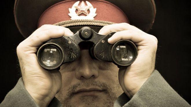 Espião russo