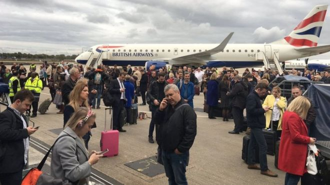 London Airport fire alarm sounded live update | London Airport fire alarm recent issue