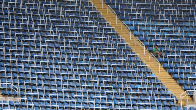 Olimpíada 'fantasma'? Estrangeiros e redes sociais lamentam assentos vazios na Rio 2016