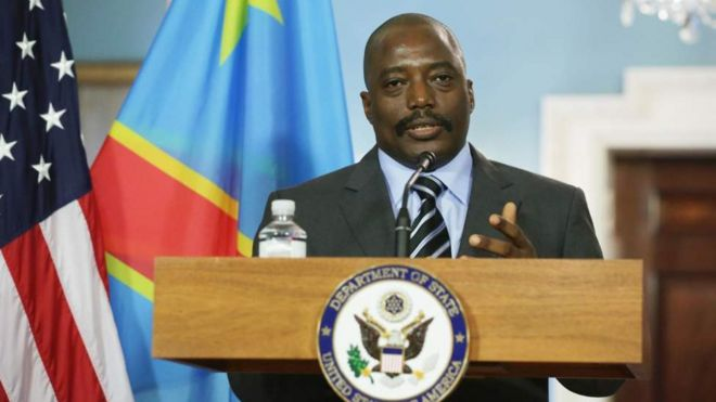 Rais Joseph Kabila wa DRC0