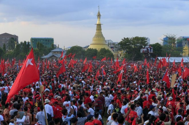Myanmar's Economy Likely on Hold until November Elections ...