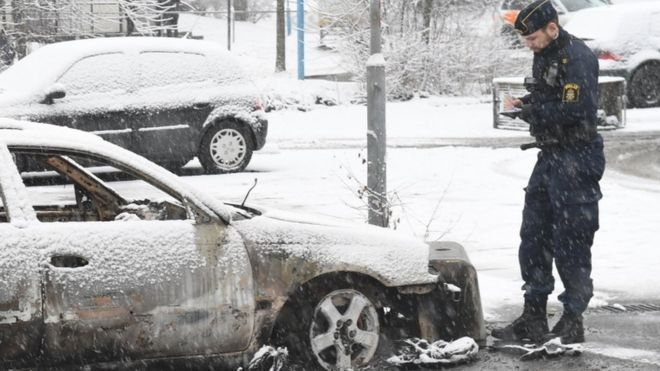 Rinkeby riot