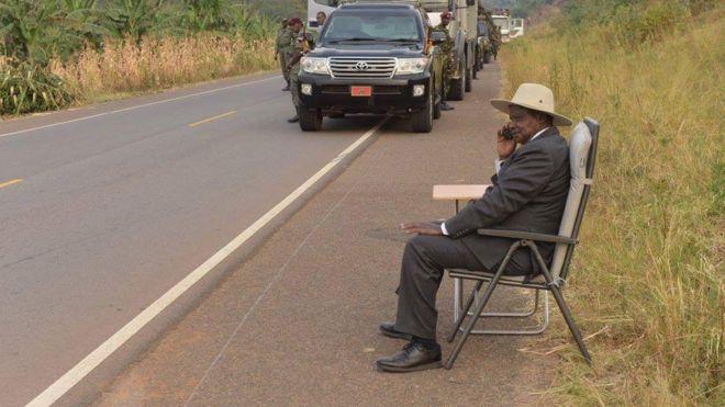 Museveni