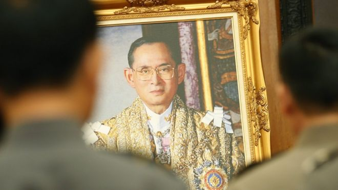 King Bhumibol and Thailand's political landscape after him