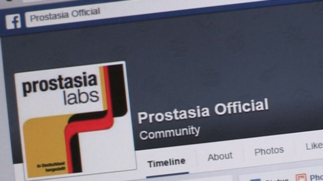 Prostasia Official Facebook page