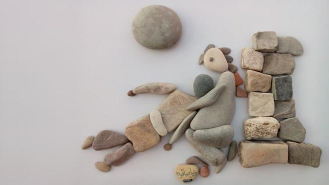 石頭藝術品