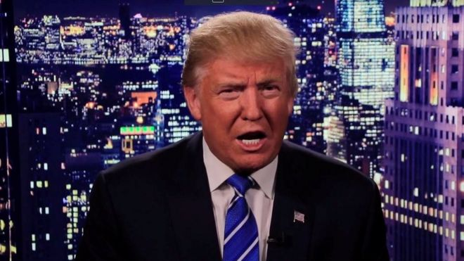 Video de disculpas de Donald Trump