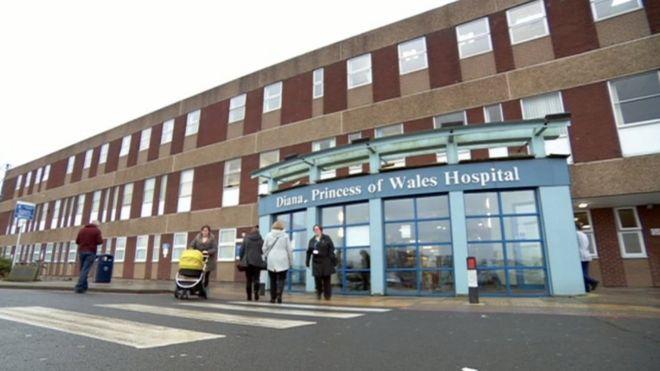 Diana Princess of Wales Hospital