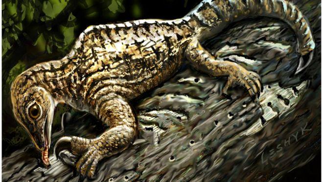 Drepanosaurus
