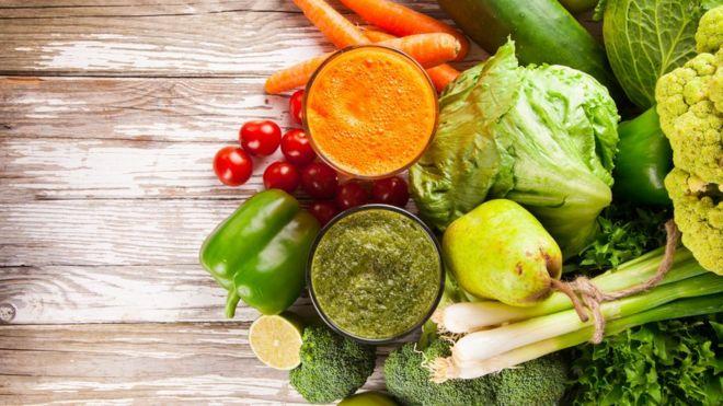 Os riscos da dieta vegana