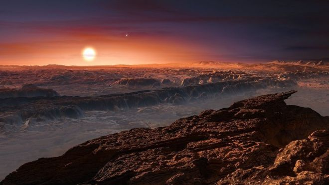 5 datos fascinantes de Pr�xima b, el reci�n descubierto planeta