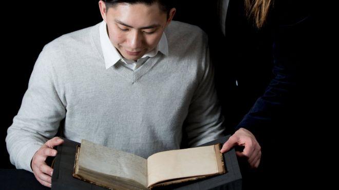 """英国大英图书馆(British Library)将在北京展出一批体现英国文化的""""镇馆之宝"""""""
