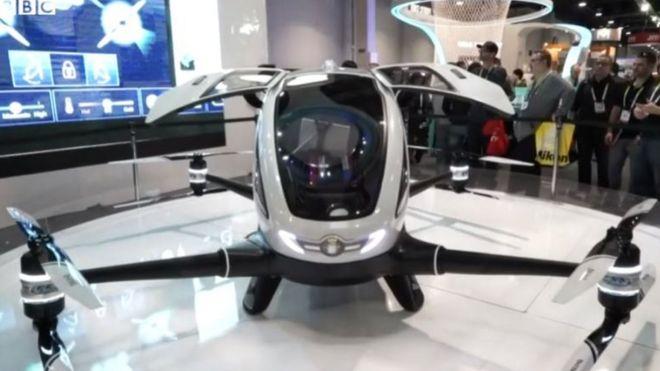 迪拜将於7月推出载人无人机服务