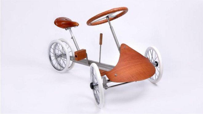 Детский велосипед Tribel Gran Tourismo