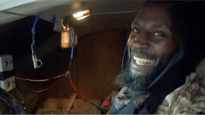 نتيجة بحث الصور عن منفذ الهجوم الانتحاري بالعراق كان سجينا سابقا في غوانتانامو
