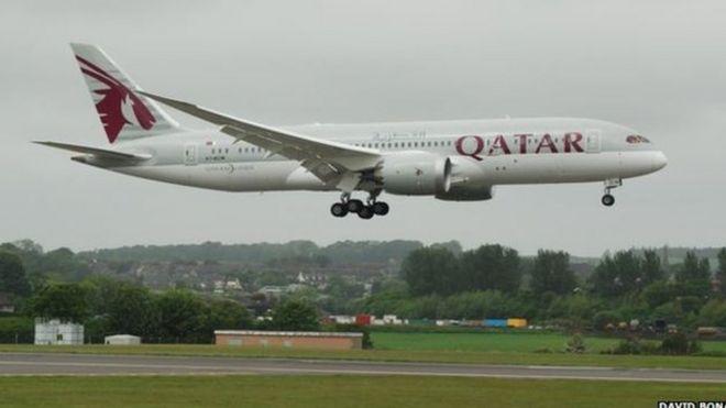 Kampuni ya ndege ya Qatar Airline