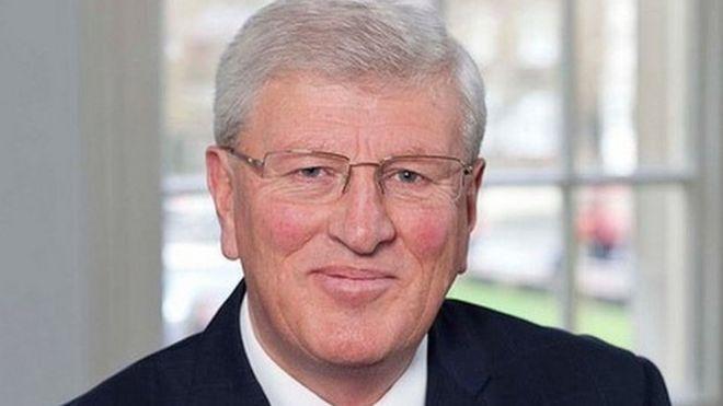 Council leader David Hodge