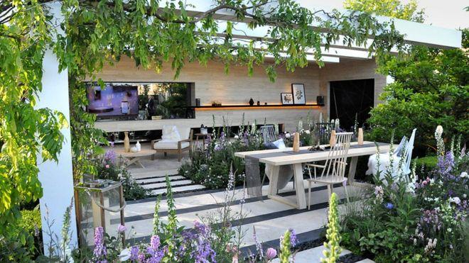 2016 Chelsea Flower Show: LG Smart Garden
