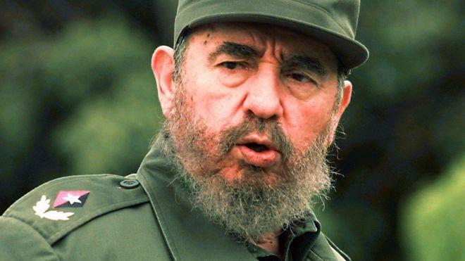 Fidel Castro (1926 – 2016) - Cover