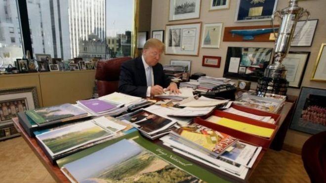 """Donald Trump tuyên bố ông sẽ rời việc kinh doanh """"hoàn toàn"""""""