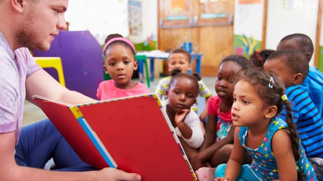 nursery class