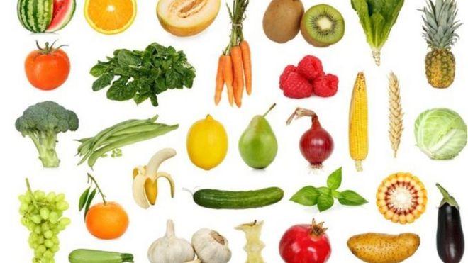 要想长寿每天要吃10份水果和蔬菜