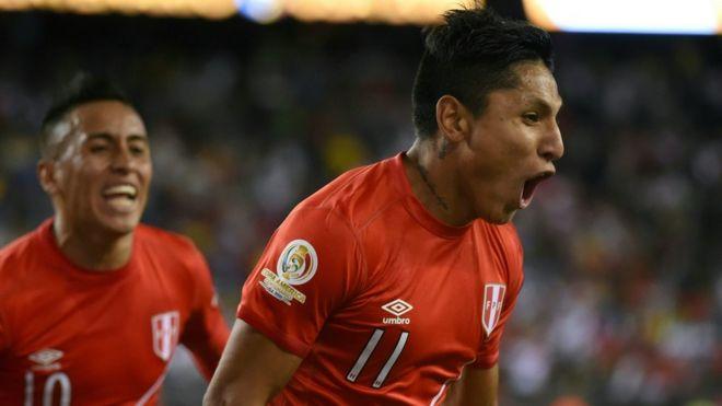 El dudoso gol con el que Perú dejó a Brasil fuera de la Copa América Centenario