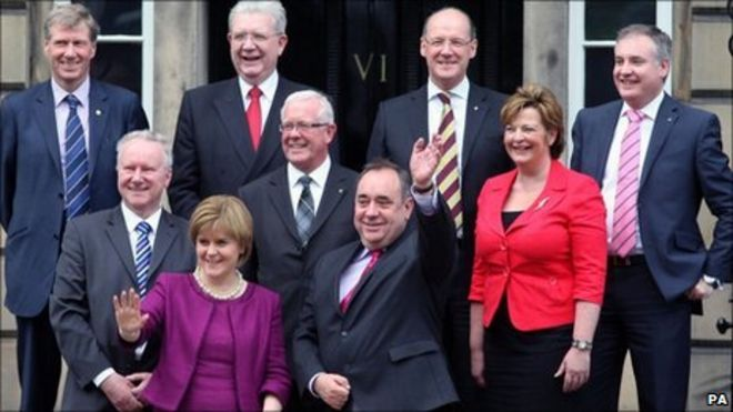 scottish cabinet 2