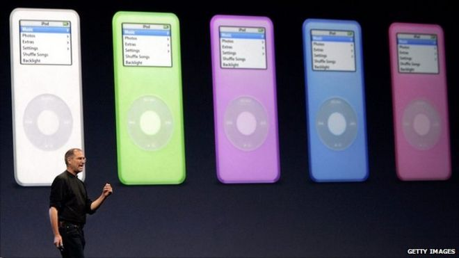 How does the ipod impact society?
