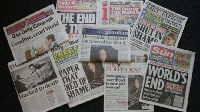 Breaking News: A Lesson in Writing Newspaper Articles
